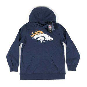 Denver Broncos NFL Pro Line Fanatics Youth Hoodie